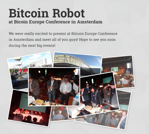 Bitcoin Europe Conference